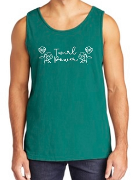 Twirl Power Men's Tank